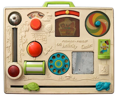 Fisher Price Activity Center!