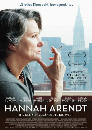 Picture Poster Wallpapers Hannah Arendt (2013) Full Movies