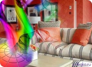 влияние цвета на наше здоровье