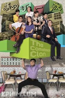 Ngược Dòng Nghịch Cảnh - The Comeback Clan (2010) Poster