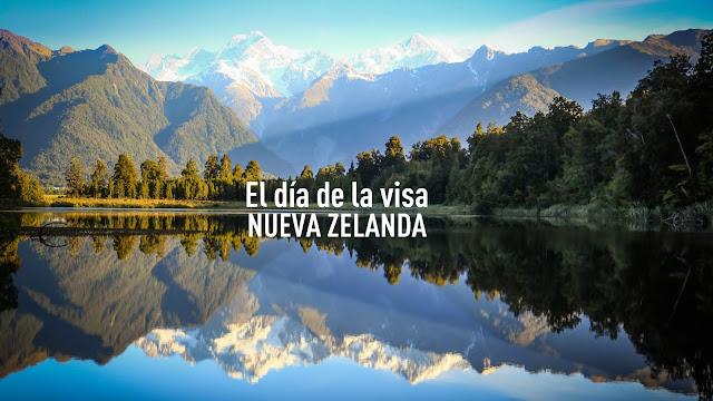 Dia visa Nueva Zelanda