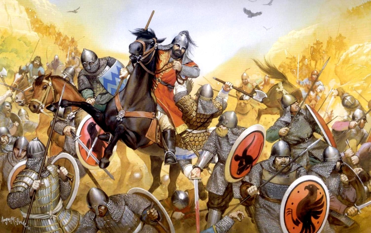 arab and seljuk conquests of the Islam and europe timeline (355-1291 ad)  902: the muslim conquest of sicily is completed when the last christian stronghold, the city of taorminia, is captured muslim rule of sicily.