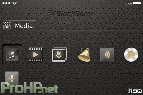 NEXUS Gold Edition for BlackBerry Preview 4