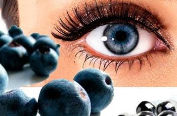 Травы для лечения глаз