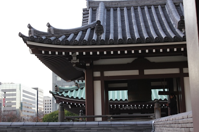 tchoji temple fukuoka, buddhist temples japan, temple architecture japan, japanese architecture