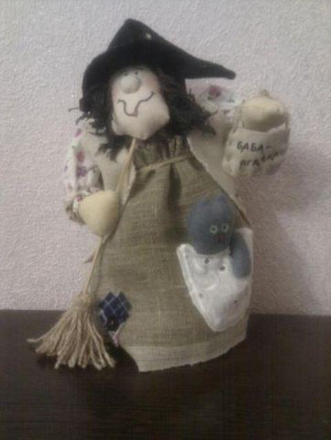 Самодельные сувениры, игрушки и куклы. Готовые и под заказ. Yaga_13