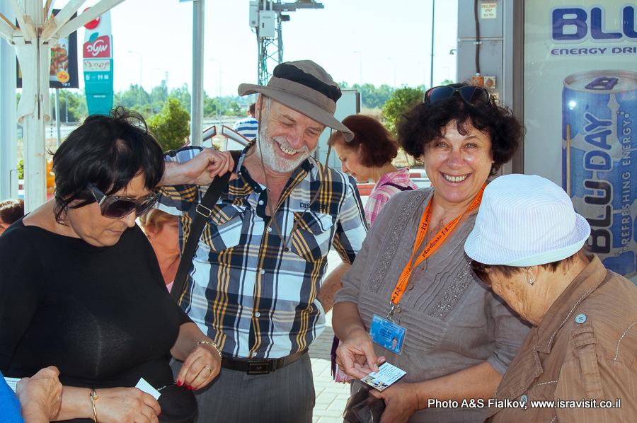 Гид экскурсовод в Израиле Светлана Фиалкова