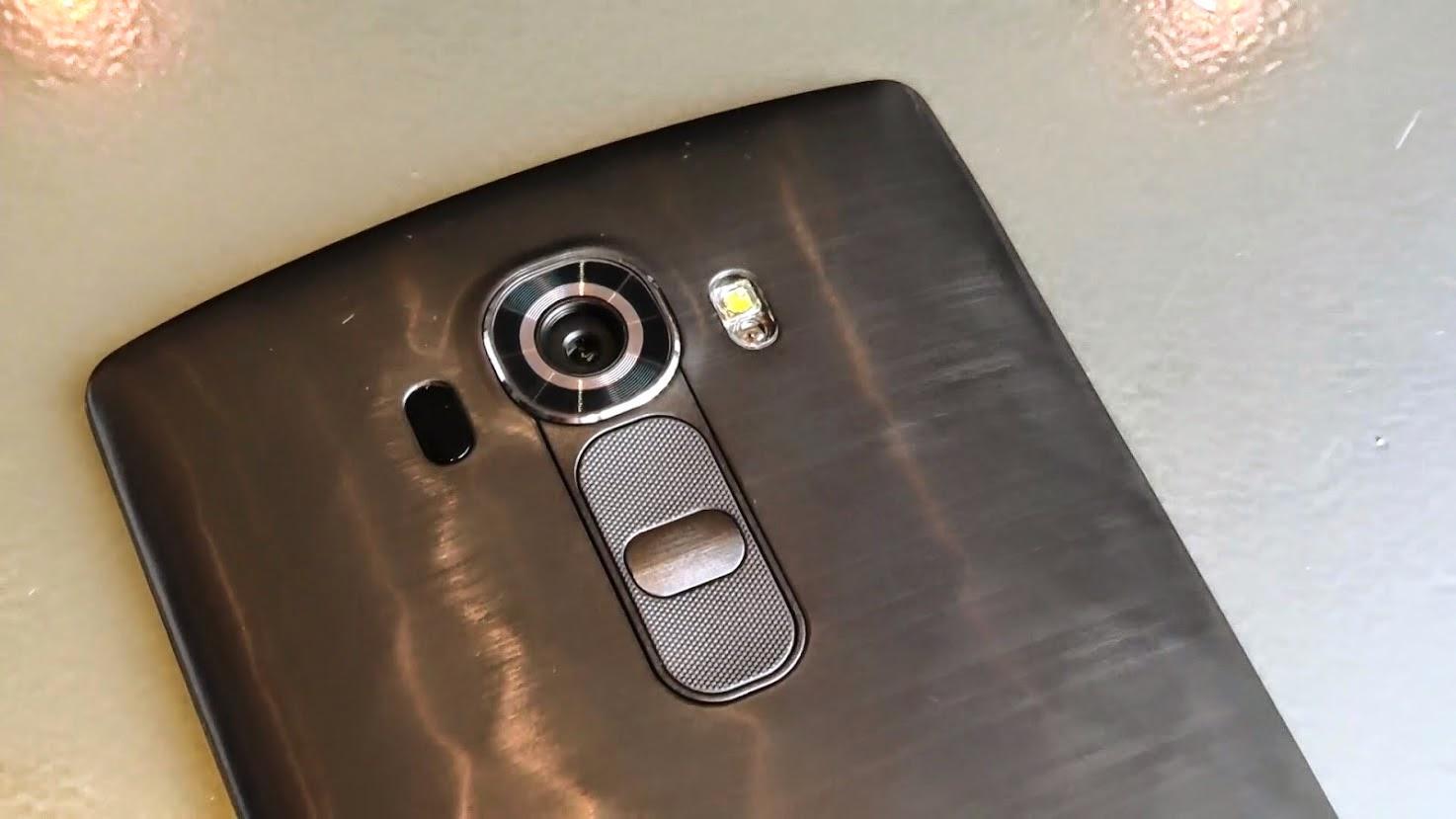 Cụm phím cứng của LG G4 F500