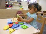 LePort Montessori Preschool Toddler Program Irvine Orchard Hills - classroom activity