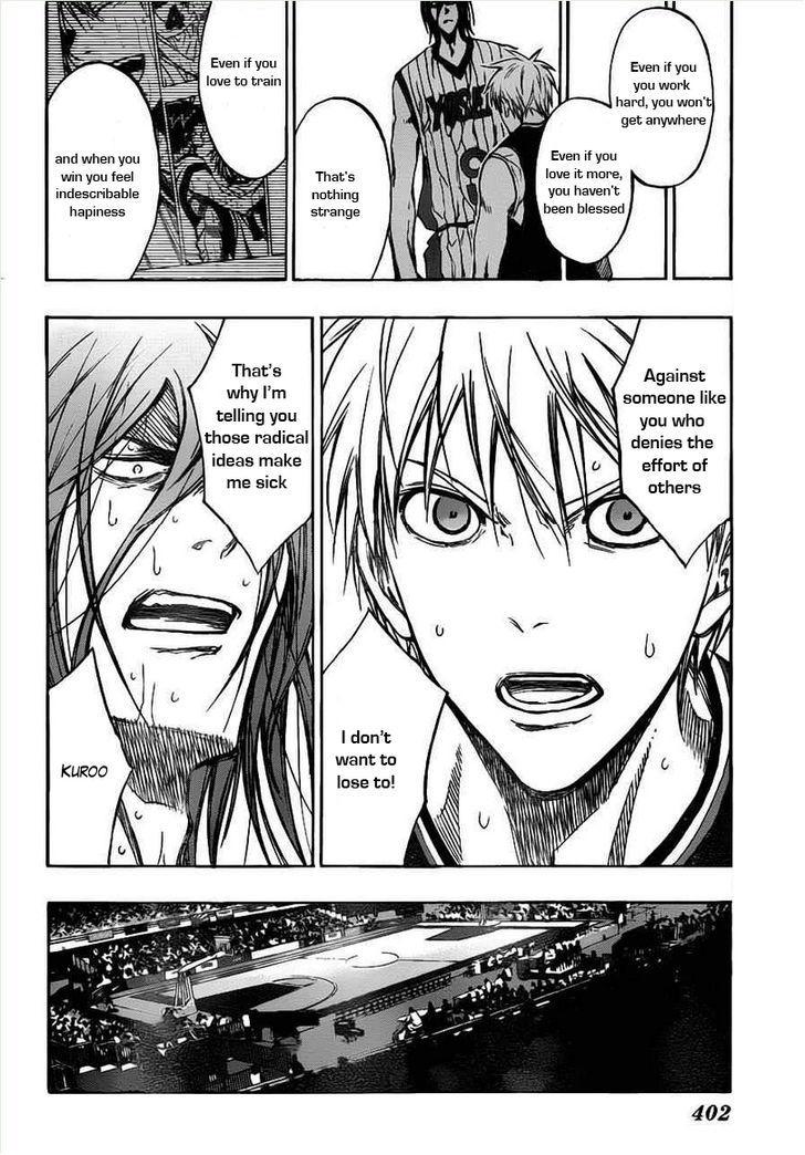 Kuroko no Basket Manga Chapter 158 - Image 08