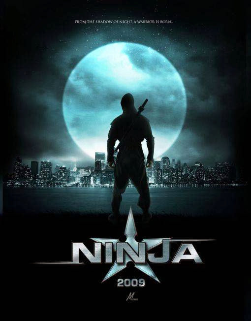 Poster Of Ninja (2009) Full Movie Hindi Dubbed Free Download Watch Online At Alldownloads4u.Com