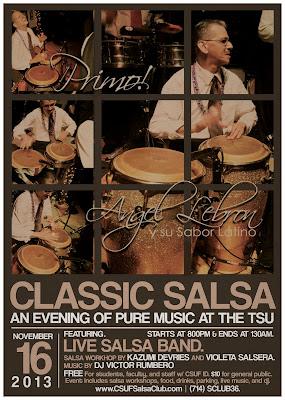 Angel Lebron: Classic Salsa