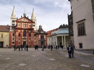 Basílica de San Jorge del Castillo de Praga
