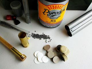 Muzzleloading Shotgun Loading Supplies