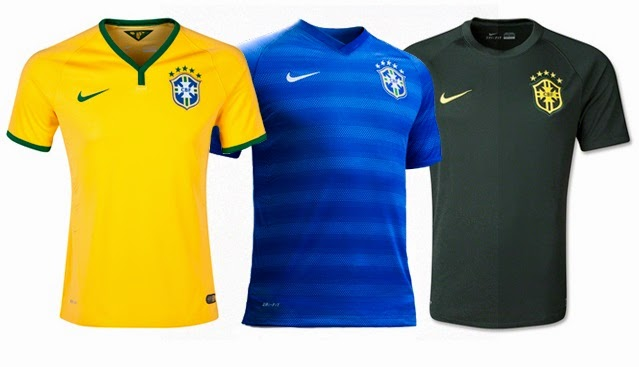 fbcc35a3c96 FIFA World Cup 2014 Kits - Official Jerseys