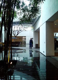 atrium of museum
