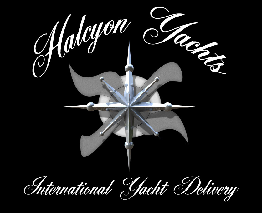 Halcyon Yachts Logo - Yacht Delivery