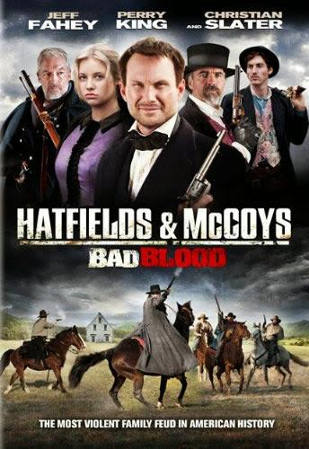 Filme Poster Sangue Ruim: Os Hatfields e McCoys DVDRip XviD & RMVB Legendado