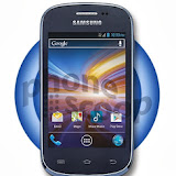 Samsung Galaxy Discover CDMA @ Lampung Bridge