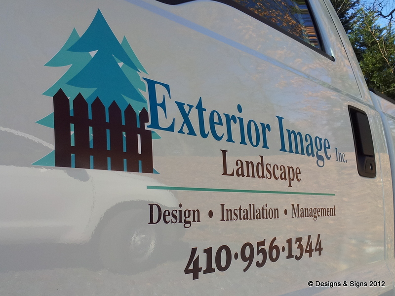 vehicle graphics - exterior image