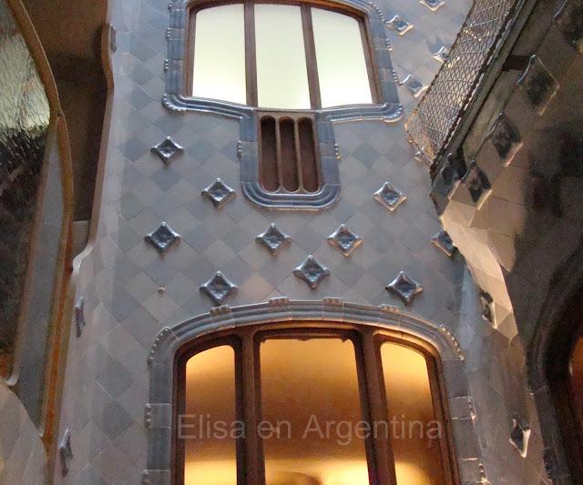 Casa Batló, Modernismo, Barcelona, Elisa N, Blog de Viajes Argentina