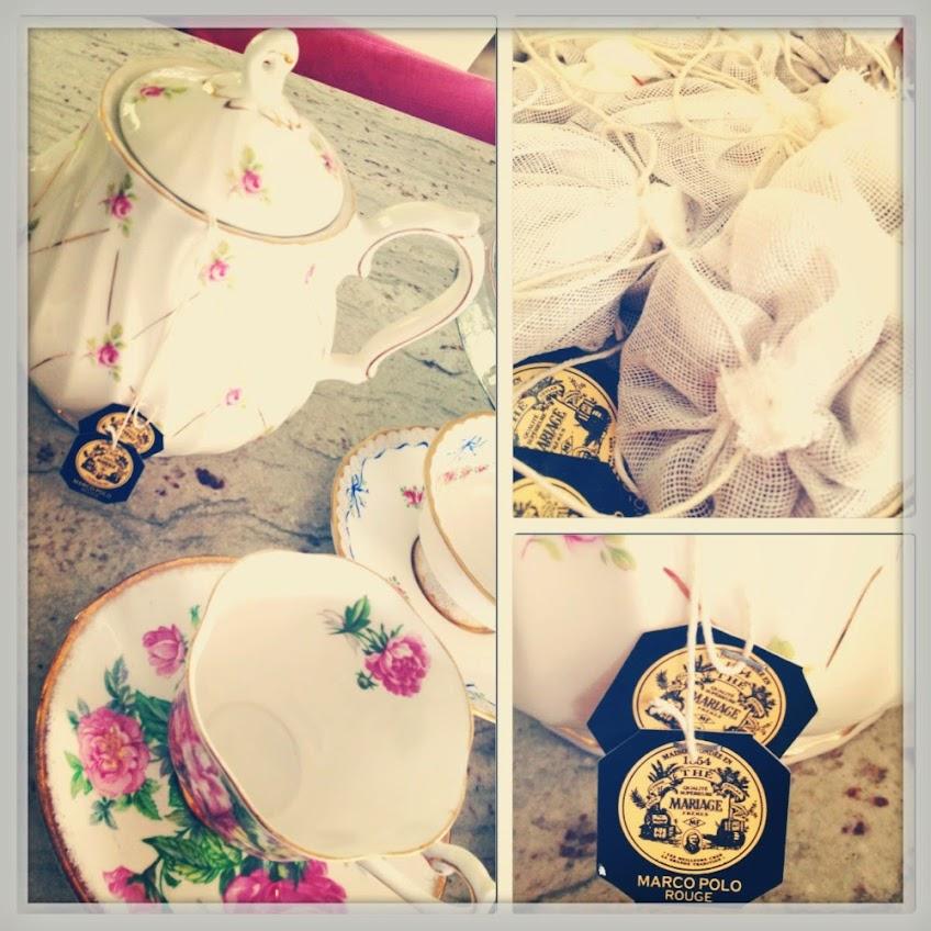 Tea Time with Natasha in Oz