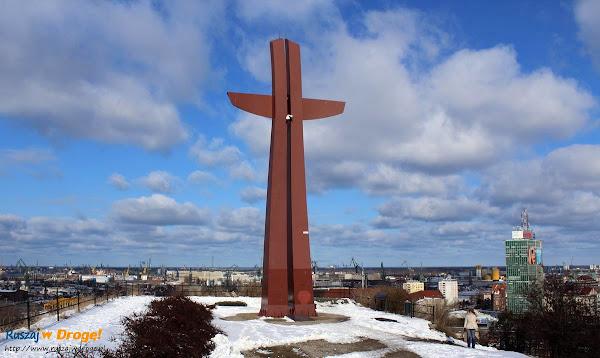 na Górze Gradowej w Gdańsku