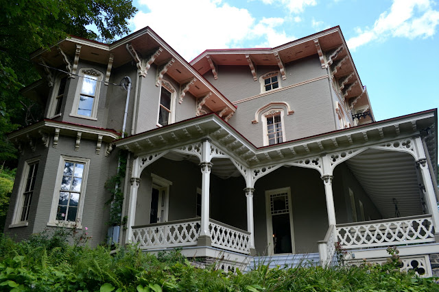 Особняк Аса Паркера, Джим Топр, Пенсильвания (Asa Packer Mansion, Jim Thorpe, PA )