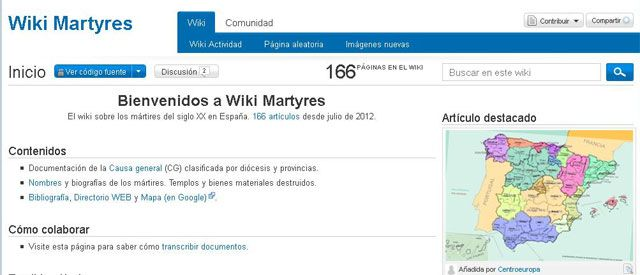 Wiki Martyres, Santiago Mata