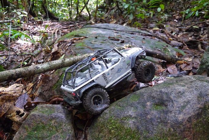 jeep - Axial Jeep Borneo escapade P1020522