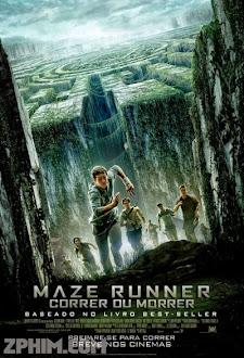 Giải Mã Mê Cung - The Maze Runner (2014) Poster