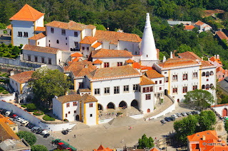 Continue reading The Cultural Landscape of Sintra, Portugal