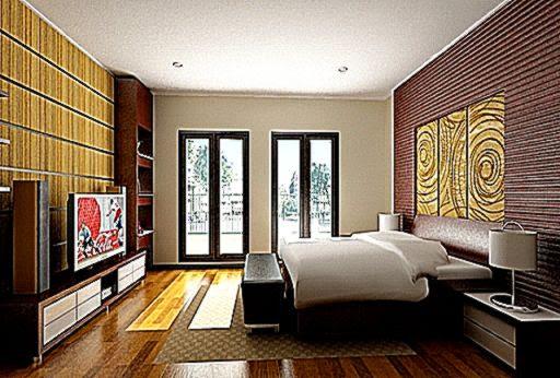 desain interior rumah gallery taman minimalis