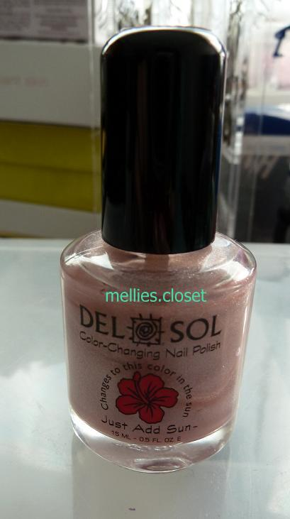 Mellie S Closet Swatches Del Sol Zoya Pink Nail Polishes