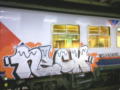 nech graffiti