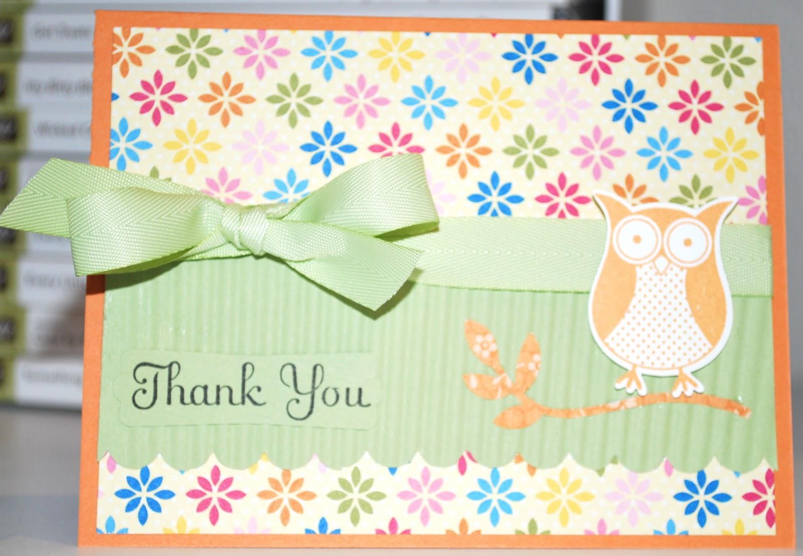 wedding thank you cards cute thank you cards handmade cute diy thank ...