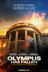 Nhà Trắng Thất Thủ - Olympus Has Fallen poster