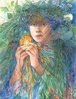 Goddess Aine Image