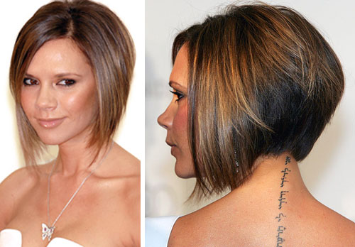Hairstyle And Haircare Pictures Of Short Bob Hairstyle