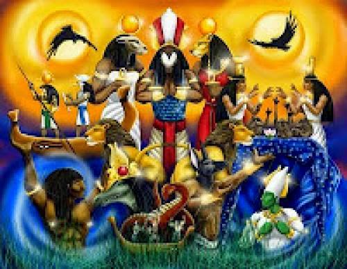 Kemetic Gods
