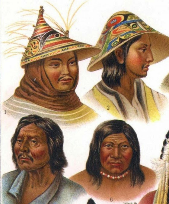 Natives in South & Central America: Mexicans aren't Native Americans?