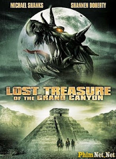 Lăng Mộ Rồng Thiêng - The Lost Treasure Of The Grand Canyon - 2008
