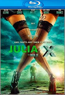 A Vingança de Julia BluRay 720p e 1080p Dual Áudio Capa