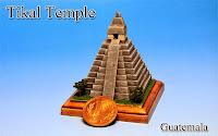 Tikal Temple -Guatemala-