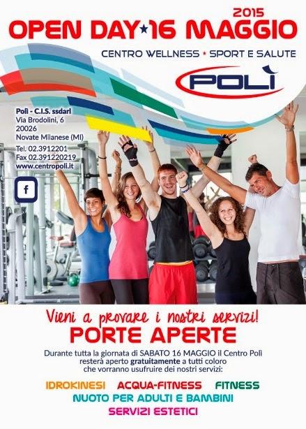 Al centro sportivo Polì di Novate Milanese. Attività ed iniziative per tutti