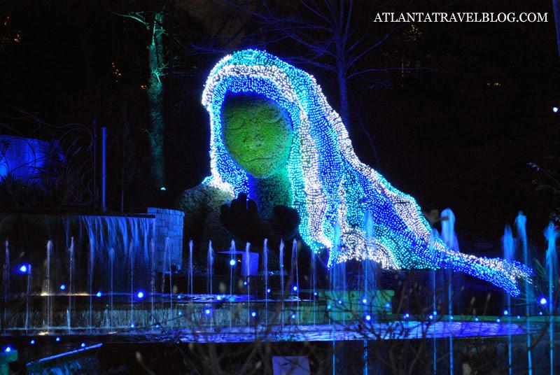 Atlanta Botanical Garden Lights