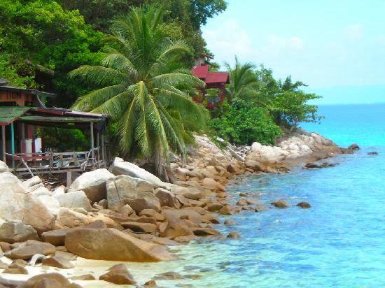 Pulau-perhentian-Island