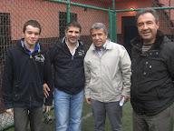 Kumkapı Sarıçubuk 81 Spor Kulübü ve Langa Spor Kulübü 2011-2012 Sezon Açılışı (29 Ekim 2011) Resmi Büyük görmek için lütfen Resimin üzerine tıklayınız...