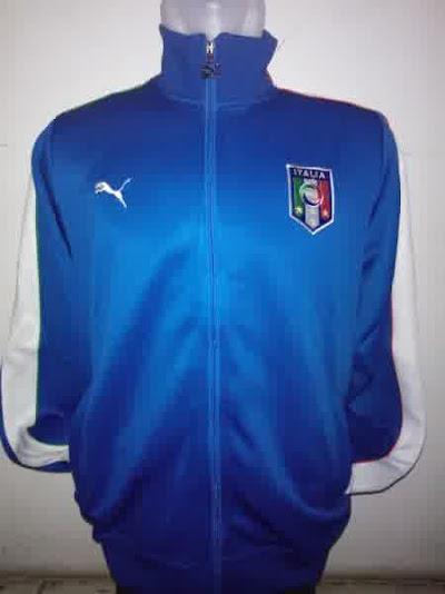 Jual Jaket Italia Piala Dunia 2014