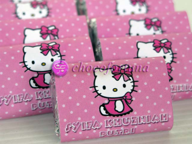 Mini Chocobar Hello Kitty